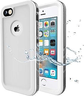 8e2c179ab4e Wigoo Funda Impermeable para iPhone 5/ iPhone 5S/ iPhone SE, Waterproof  Case a