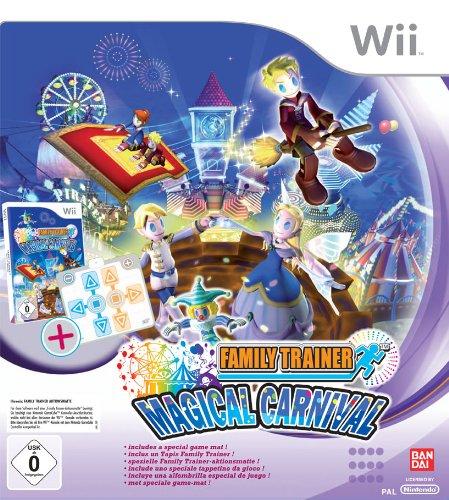Family Trainer - Magical Carnival (inkl. Aktionsmatte) Gamecube Anschluss benötigt