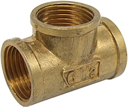 """New Tee Fittings brass Fittings 44256 1-1//4/"""""""
