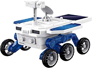 STEM Science Building Kit DIY Solar Power Toy car 4WD Motor Climbing Vehicles Educational Learning Science Building Toys f...
