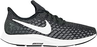 Nike Women's Air Zoom Pegasus 35 Running Shoes Black/White/Grey 7