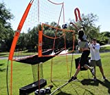 Bownet Volleyball Practice Station w/Free Spike Trainer