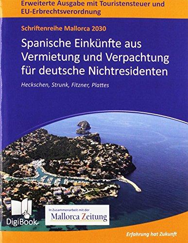 Mallorca 2030 - Spanische Einkünfte aus Vermietung und Verpachtung für deutsche Nichtresidenten