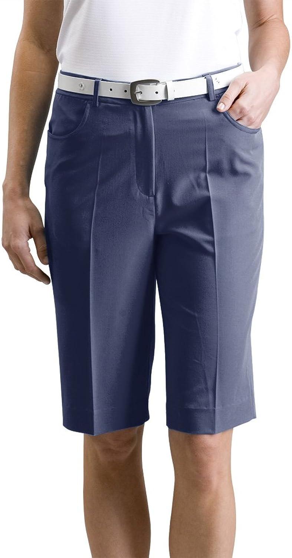Monterey Club Ladies Stretchable Bermuda Shorts  2835