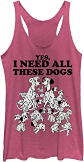 Disney womens All These Dogs T-Shirt