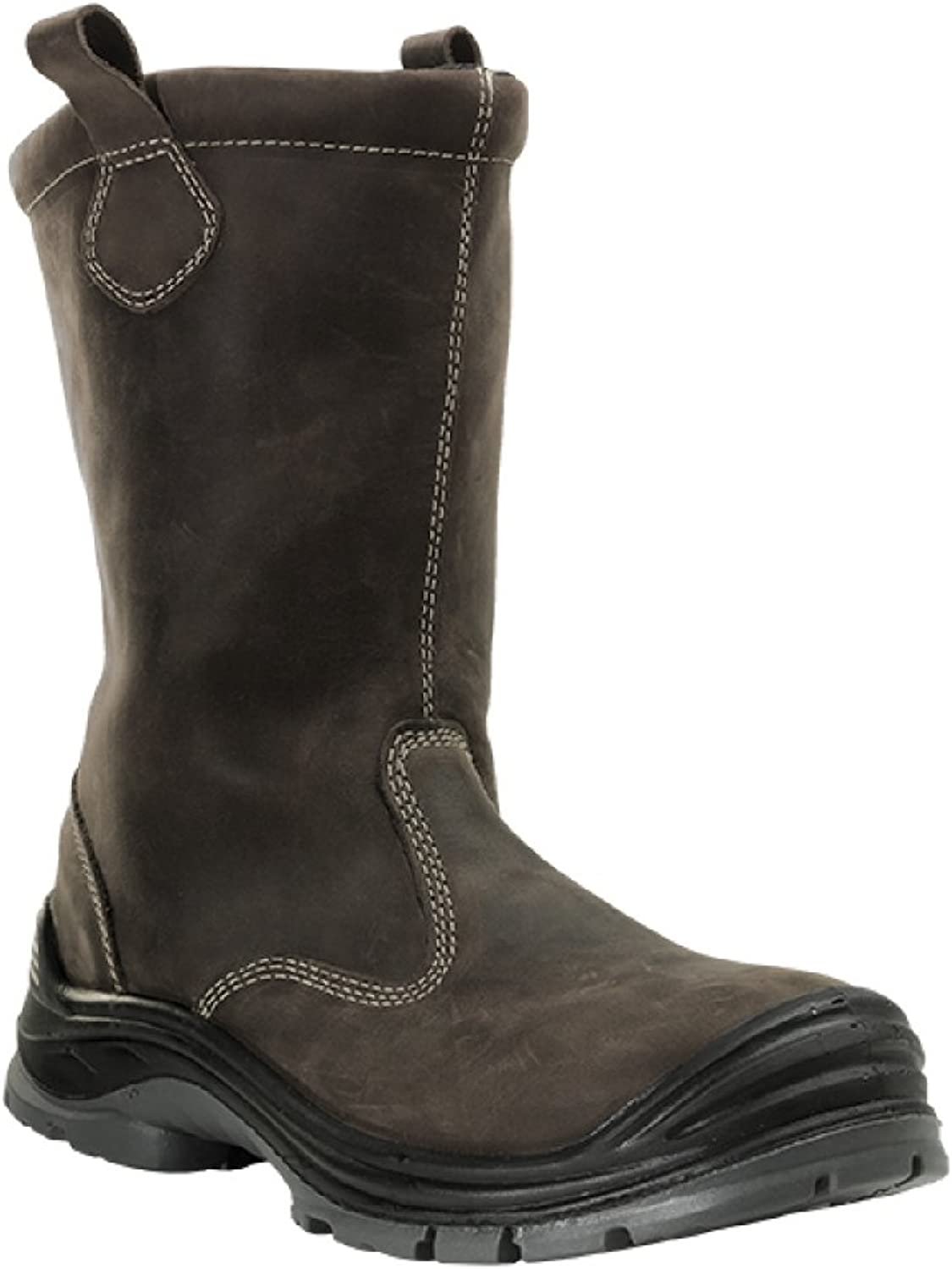 Crixus High Compo S3 Boot - Safety Boots Boots Soul Rebel