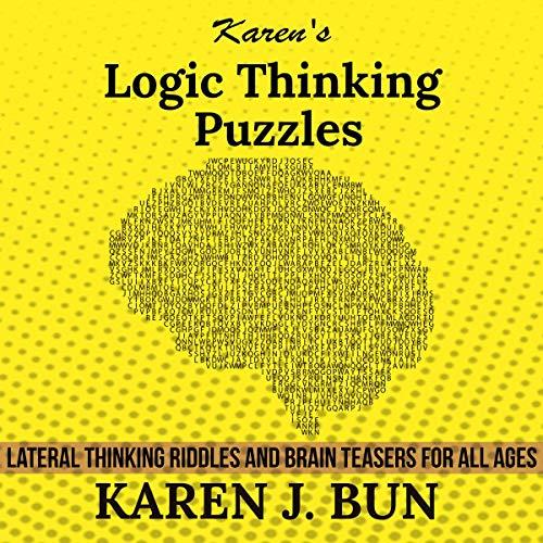 『Karen's Logic Thinking Puzzles』のカバーアート