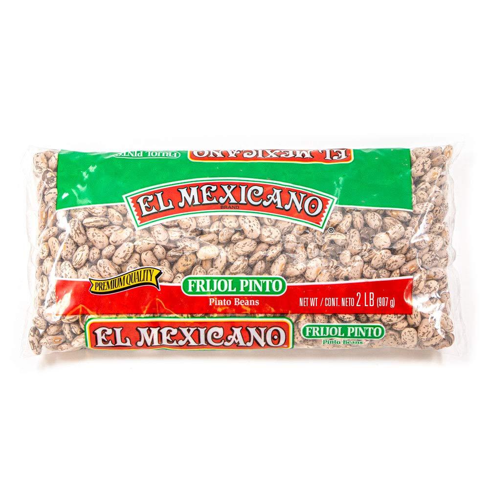 Washington Mall Denver Mall El Mexicano Pinto Beans 2lb pack 6