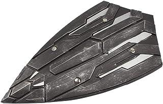 A_Magic アベンジャーズキャプテンアメリカシールド誕生日プレゼントコスプレパーソナルコレクション (Color : Long shield)