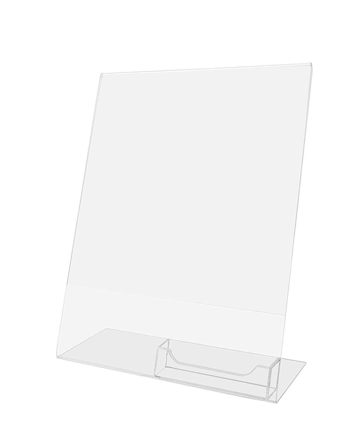 """Marketing Holders Recommended 8.5""""W Free shipping anywhere in the nation x 11""""H Holder Frame Sign with"""
