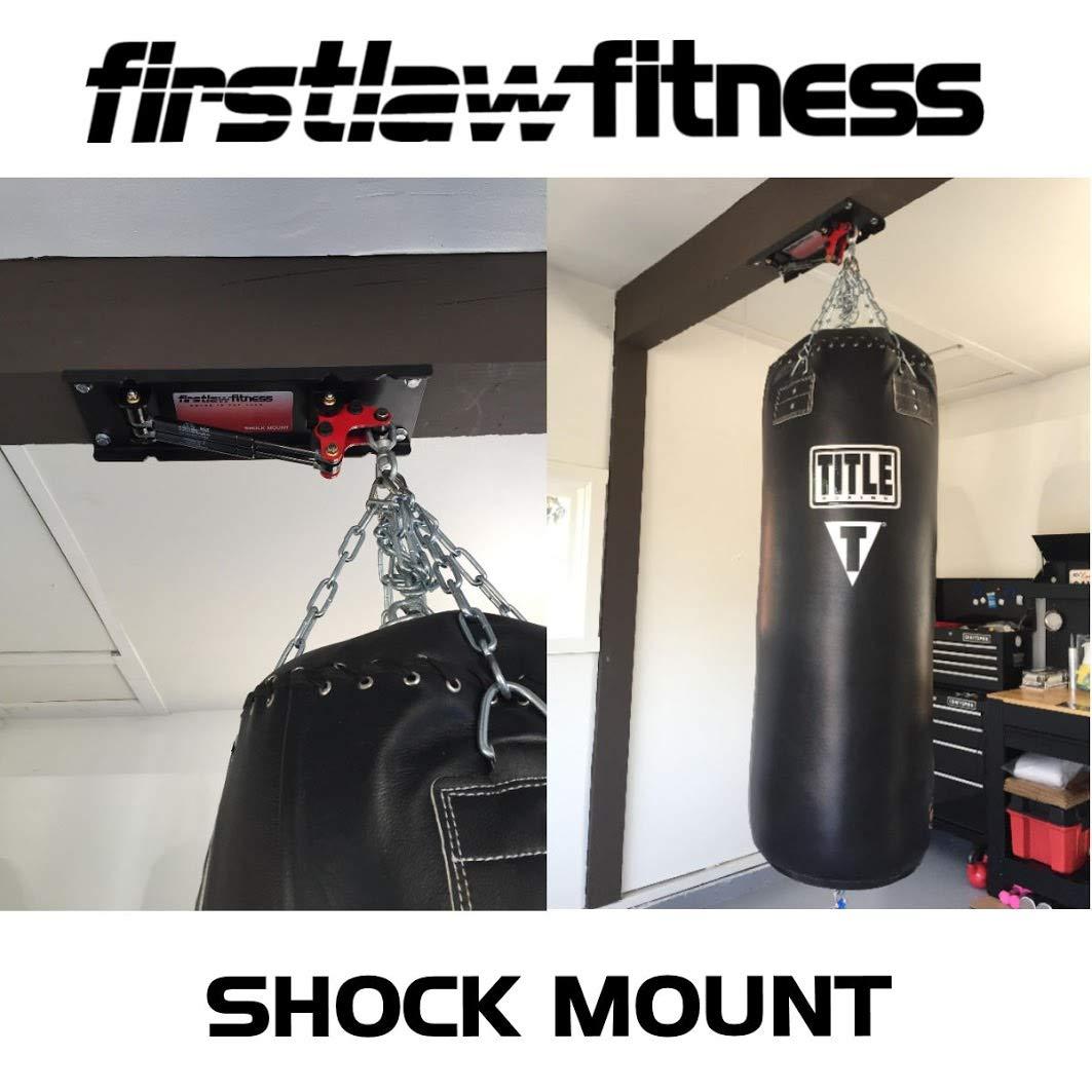 Firstlaw Fitness Montaje de Choque Pesado de Boxeo, Gancho – (140 ...