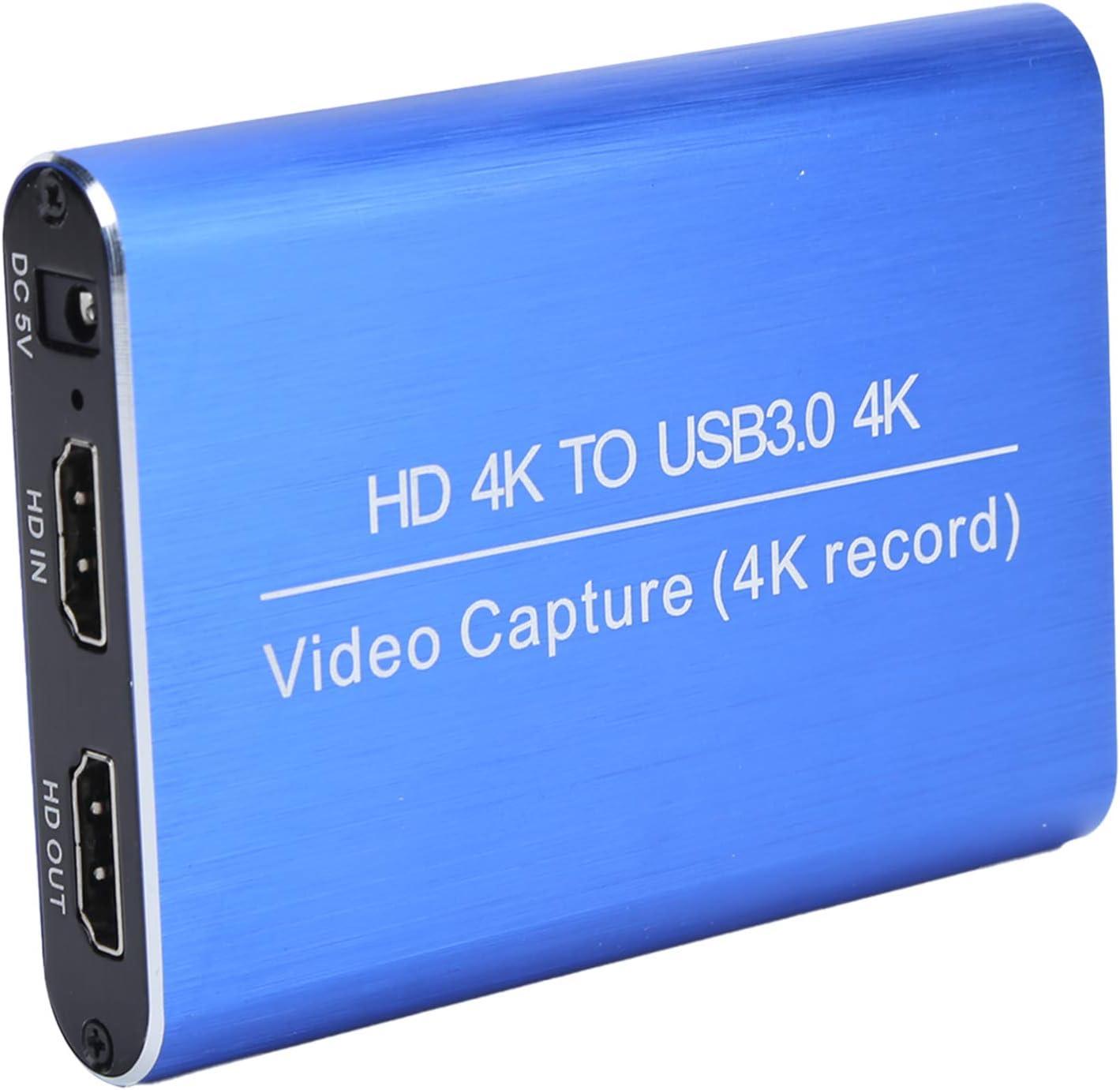 EBTOOLS 4K 1080P HDMI Video Game Recording Popular products Trust Portable Li Recorder