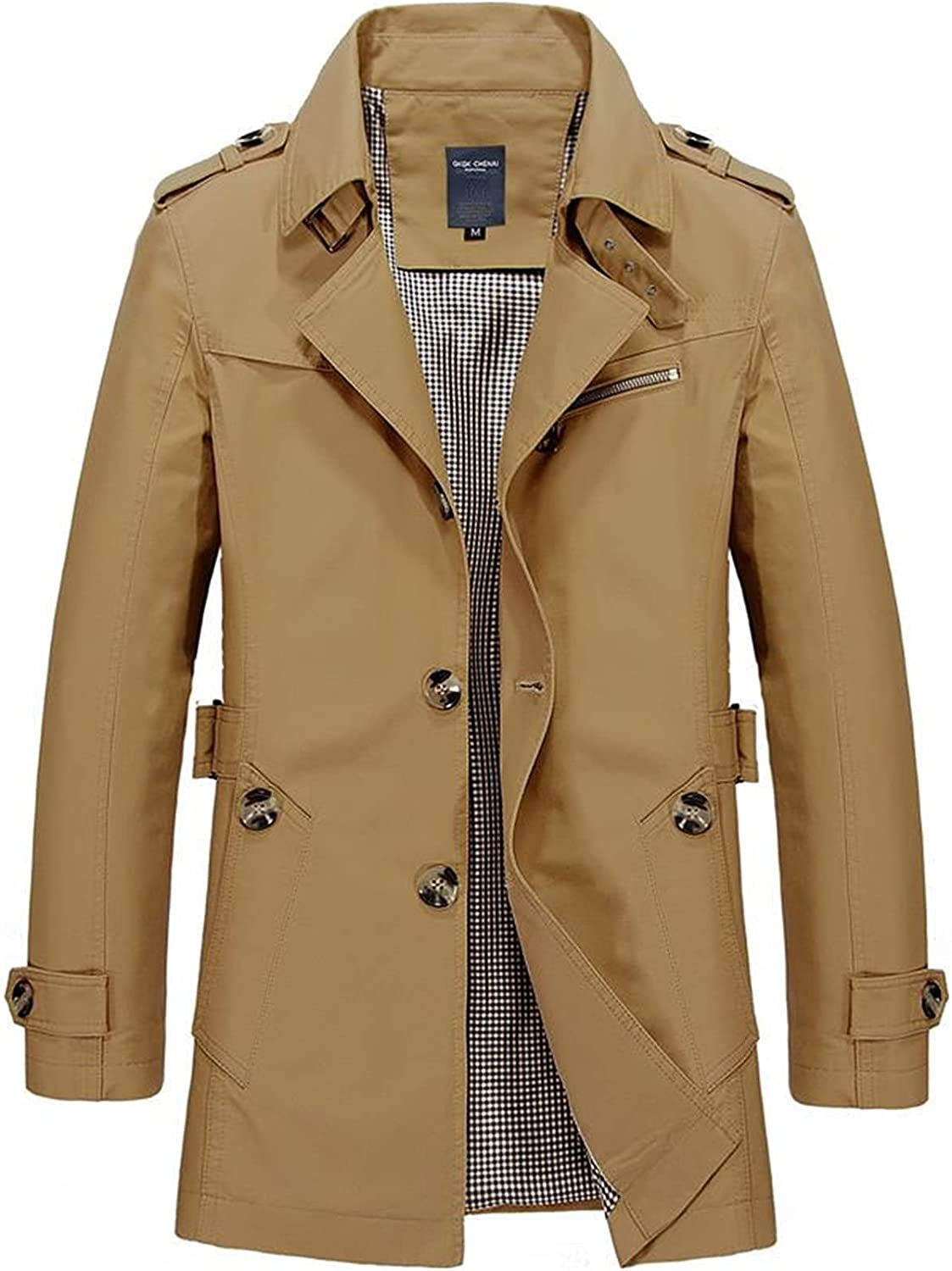 Special price Excellence Men's Casual Jacket In Spring Fashion Autumn And 2021 New
