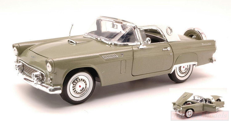 Motormax MTM73176GR Ford Thunderbird Hard TOP 1956 Grün 1 18 MODELLINO DIE CAST B06XZ8RKSF Kaufen Sie online  | König der Quantität