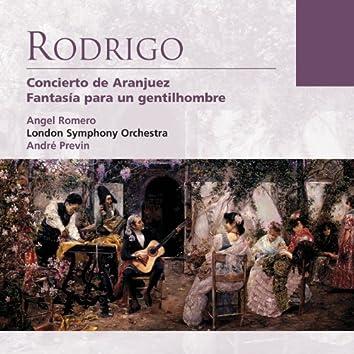 Rodrigo: Concierto de Aranjuez etc