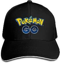 Cool Sandwich Bill Cap New Pokemon Game Snapbacks Hat