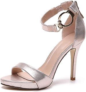 Zapatos Amazon Mujer Uk Para esChuweidengshi Zapatos MpzUSqVG