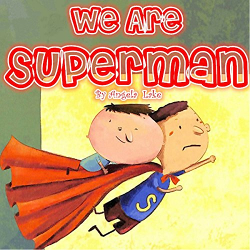 We Are Superman audiobook cover art