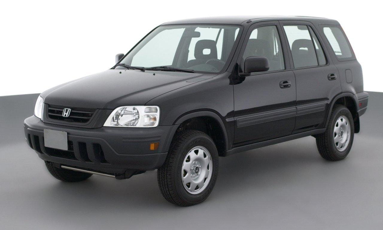 Amazon.com: 2001 Honda CR-V Reviews, Images, and Specs ...
