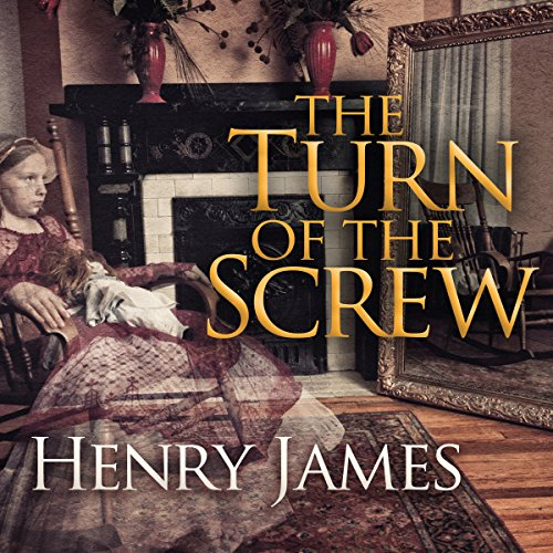 The Turn of the Screw copertina