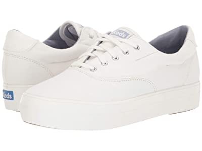 Keds Rise Denim (Cream) Women