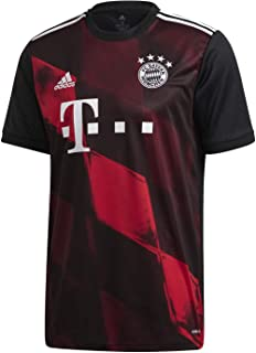 adidas Herren 20/21 Fc Bayern 3rd Jersey Trikot
