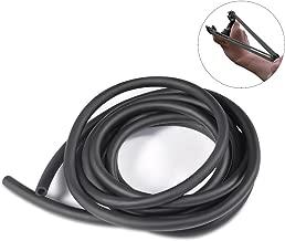 Yosoo Slingshot Latex Band Black Natural Latex Slingshots Tube Tubing Band for Hunting Shooting (3M)
