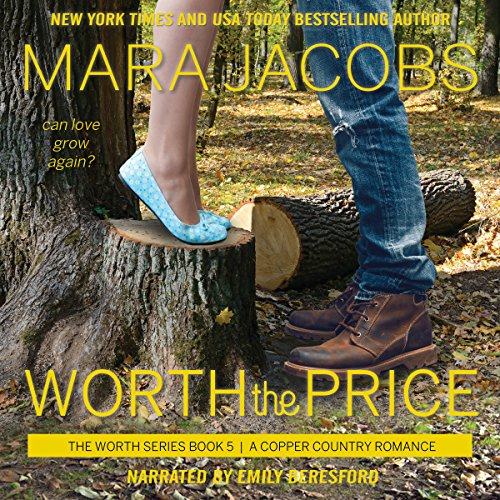 Worth the Price audiobook cover art