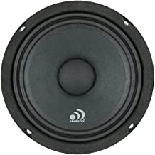 $49 » Massive Audio MB6 MB Series. 6.5 Inch, 350 Watts, 4 Ohm Pro Audio Midrange/Midbass Speaker for Cars, Stage and DJ Applicat...