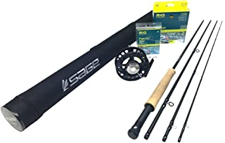 Sage Foundation 690-4 Fly Rod Outfit (6wt, 9'0