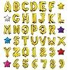 HOPIC 組み合わせ 自由 バルーン 風船 飾り付け イベント 装飾 [ 数字 ] ( ゴールド:0 )