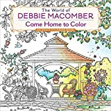 [042528607X] [9780425286074] The World of Debbie Macomber: Come Home to Color: An Adult Coloring Book-Paperback
