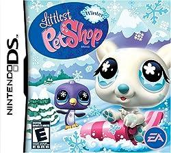 Littlest Pet Shop: Winter - Nintendo DS: Artist Not Provided: Video Games