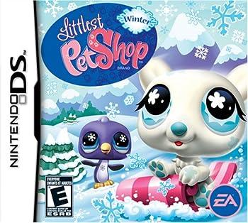 Video Game Littlest Pet Shop: Winter - Nintendo DS Book