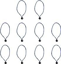sharprepublic 10 stuks 24 cm lange bal bungee-koord tarp sjorriem baldakijn tent accessoires