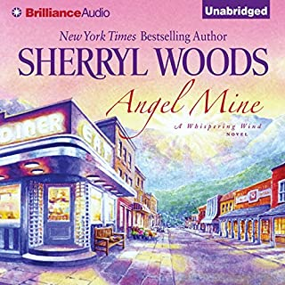 Angel Mine audiobook cover art