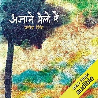 Ajane Melon Mein (Hindi Edition) cover art