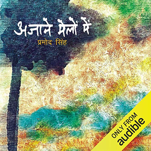 Ajane Melon Mein (Hindi Edition) audiobook cover art