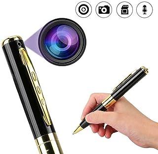 Sekuai - Spy Pen Camera HD Video Recording with 32 GB Expandable Memory/Audio and Video Recording/Photo Click System/Micro Cam Recorder