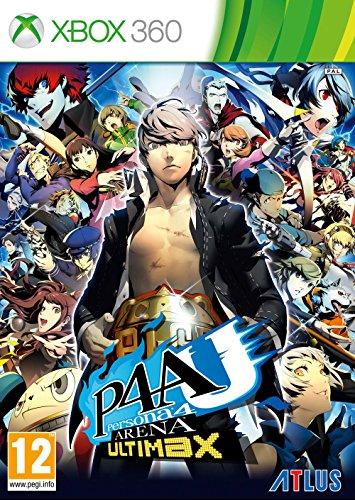 Persona 4 : Arena Ultimax - [Edizione: Francia]