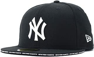 (ニューエラ) NEW ERA キャップ 59FIFTY SANDWICH VISOR MLB ニューヨークヤンキース