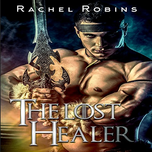 The Lost Healer audiobook cover art