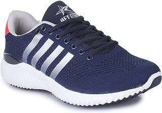 REFOAM Men's L8 Navy Blue Running Shoes