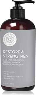 Hair Loss Shampoo to Restore and Strengthen, Large 16 Ounce, DHT Blocker Shampoo for Thinning Hair, for Men and Women by P...