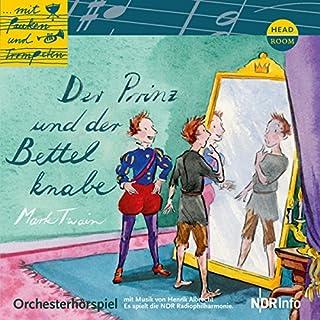 Der Prinz und der Bettelknabe Titelbild