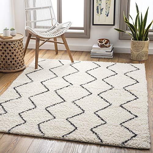 Artistic Weavers Moroccan Soft Kasey Shag Area Rug, 7'10