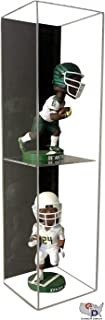 GameDay Display Acrylic Wall Mount Double Bobblehead Display Case by