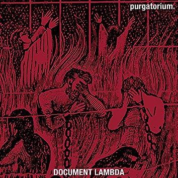 Purgatorium.
