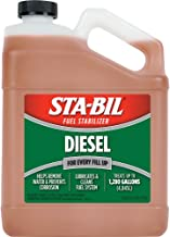 Sta-Bil 22255 Diesel Formula Fuel Stabilizer and Performance Improver - 128 Fl. oz.