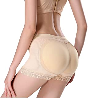 Padded Panties Hip Booster Underwear Lingerie Hip Lift Up Ladies Underwear
